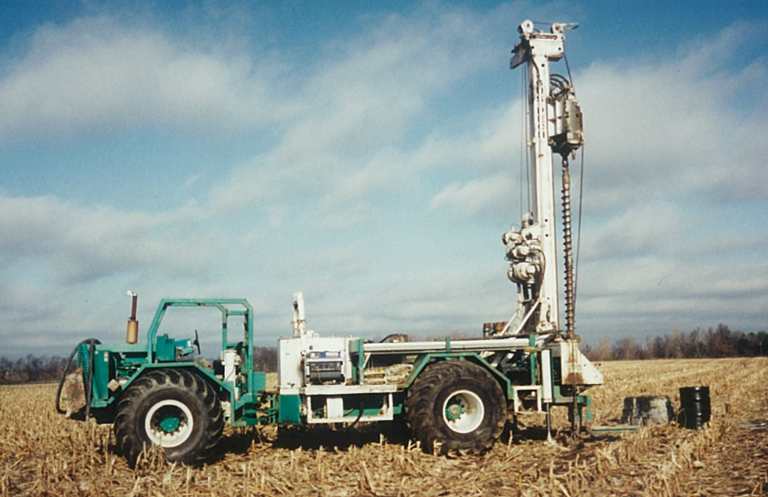 Drilling Contractor MICHIGAN, INDIANA, OHIO AND ILLINOIS
