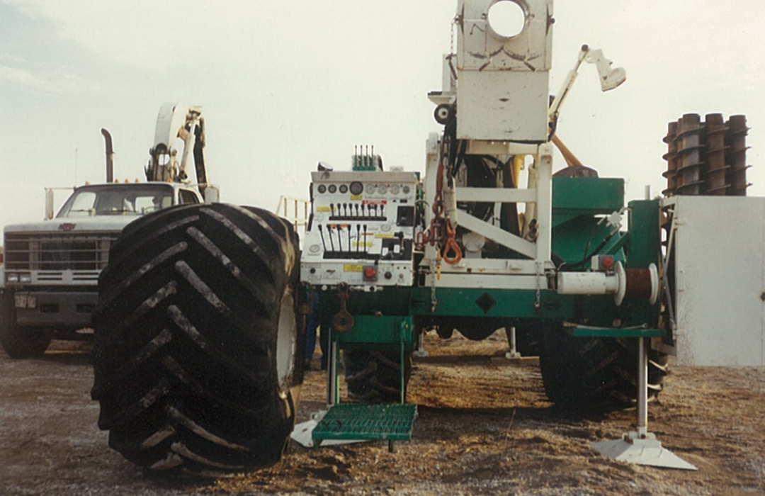Environmental Drilling Contractor